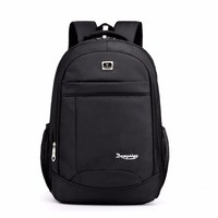 1680D custom logo travel school backpack bag
