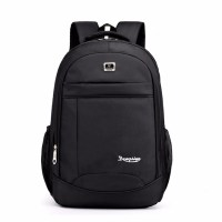 Casual Laptop Bagpack mochila escolar 1680D custom logo travel school backpack bag