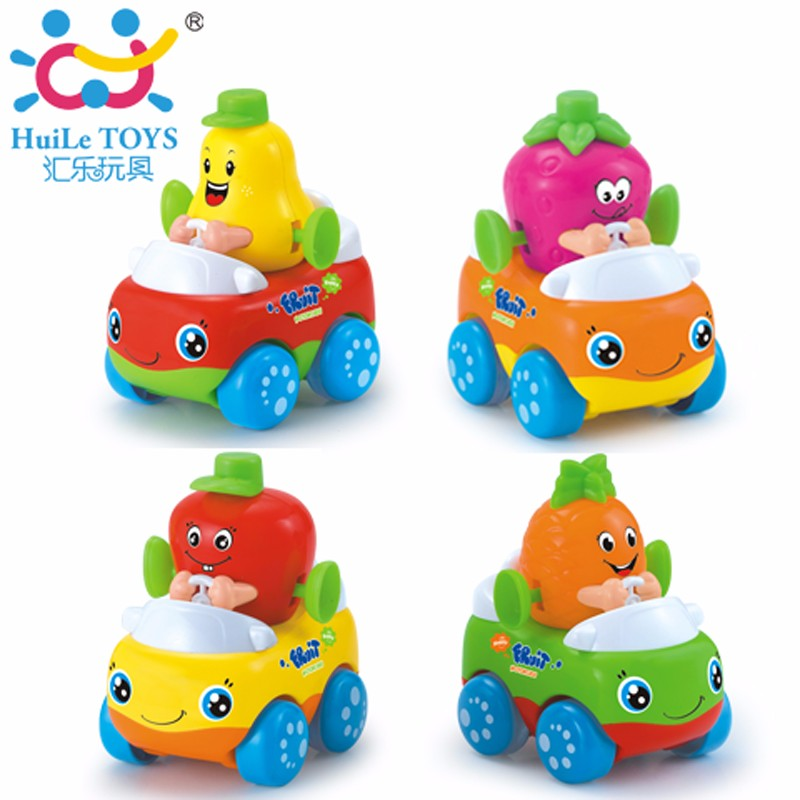 Huile Toys Wholesale Baby Friction Toy With CE