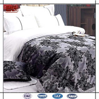 Made in China Excellent Quality Wholesale Hotel Motel Bedding Sheet Sets