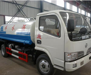 new brand Dongfeng 6 wheels 10000 liter water tank truck