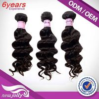 Best Price 100% Natural Human Hair Could Be Dyed Any Color Fast Shipment Clip On Human Hair Ponytail