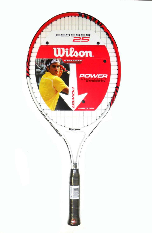 Buy Wilson 25-inch Roger Federer Junior Tennis Racquet in