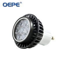GU10 G9 MR16 50mm diameter Mini LED spotlight COB/SMD led spotlight lamp