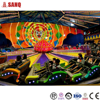Attractive Amusement Music Express Rides For Sale