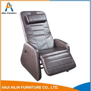 Cheap Metal Frame Leather Recliner Massage Chair Zero Gravity Chair
