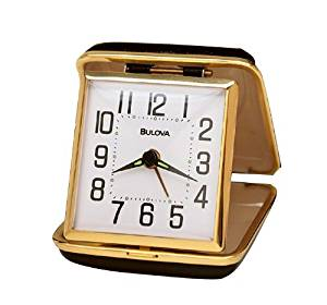 Reliable Alarm Clock by Bulova