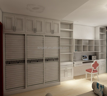 hotel bedroom furniture wardrobe closet with mirror