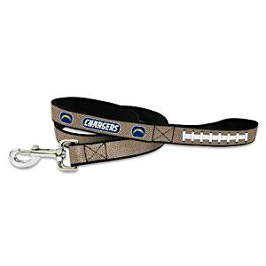 NFL San Diego Chargers Reflective Football Leash