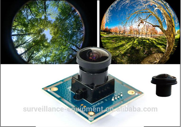 Omnivision Image Sensor Ov2710 1080p Wide Angle Fisheye Camera ...