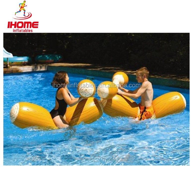 Good Quality China Manufacturer PVC Inflatable Swimming Pool Float Inflatable stick Supplies Toy for Kid 4pcs/set