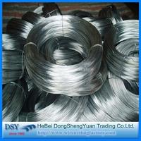 Alibaba Trade Assurance 3mm Diameter Galvanized Steel Wire / 11 Gauge Galvanized Steel Wire