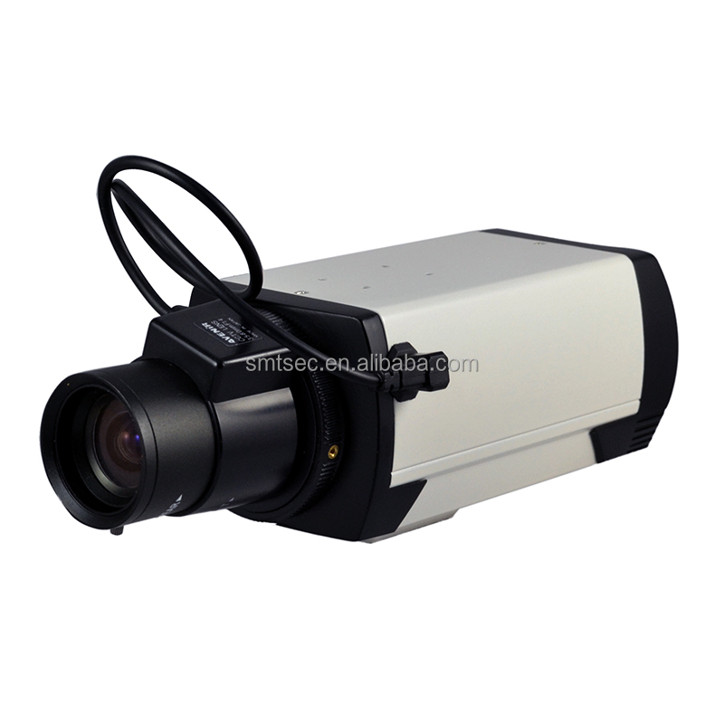 "POE Full HD 5.0MP IP Box Camera USB 1/2.5"" CMOS TI DSP Mobile phone view CCTV security P2P cloud ONVIF (SIP-H13HAP)"