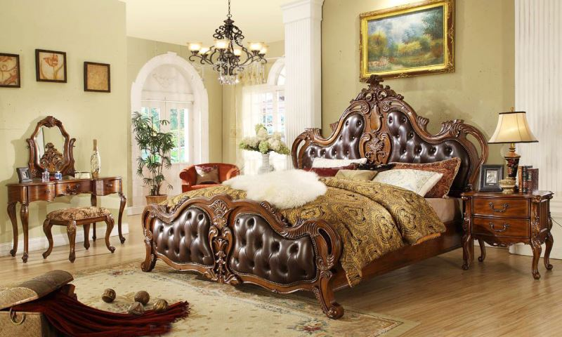 French Baroque Bedroom Furniture, French Baroque Bedroom Furniture ...