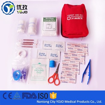 Free samples of medical supplies