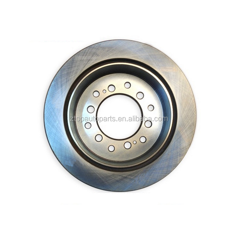Auto Brake Parts Brake Disc Rotor Rear Disc Brake for Lexus GX 42431-60201