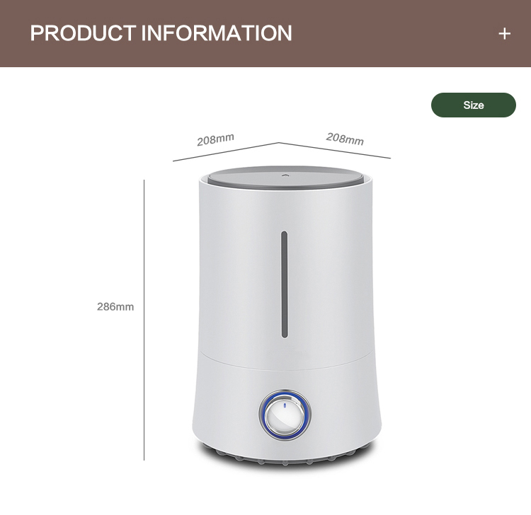 China Manufacturer Electric Essential Oil Perfume Aroma Air Diffuser