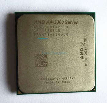Amd A4 5300 Dual Core Fm2 3 4ghz 2mb 65w Cpu Processor Pieces A4 5300 Apu Integrated Graphics Sell A6 5400k Buy A4 5300 A4 5300 Cpu Cpu Product On Alibaba Com