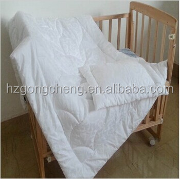 Micro Tencel Baby Quilt
