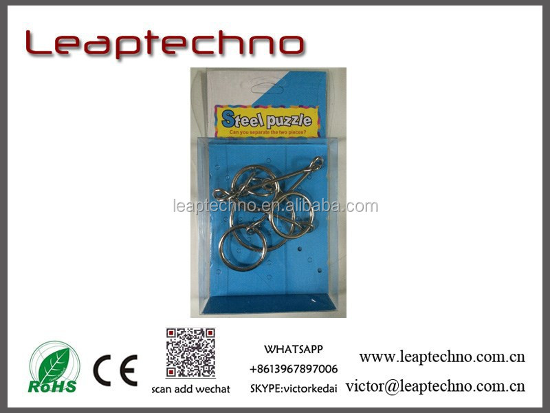 China metal wire disentangle puzzles wholesale 🇨🇳 - Alibaba