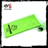 Best sale cheap cloth bag, custom made optical glasses pouches, microfiner drawstring cellphone pouch