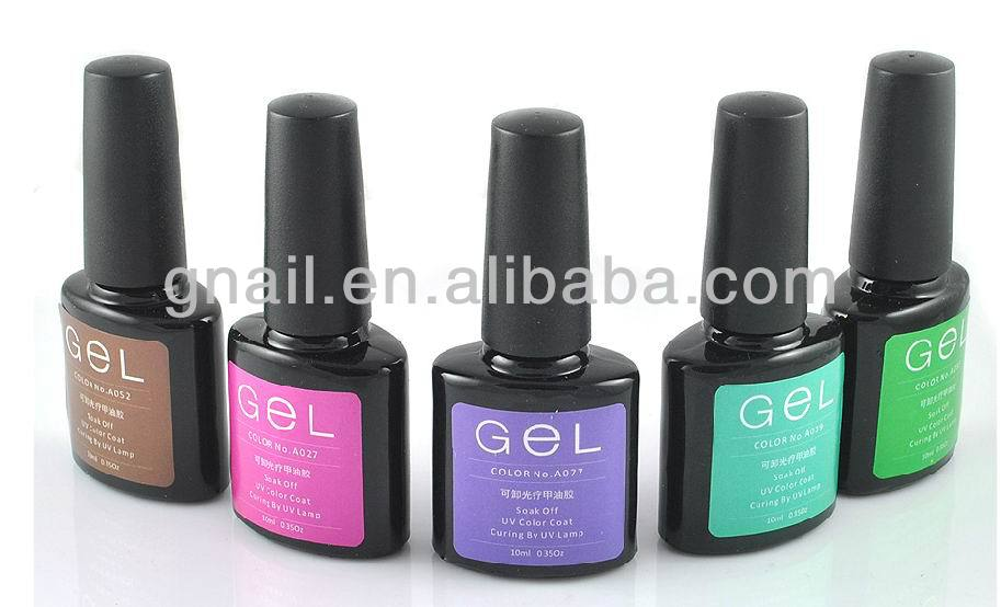 Private Label Odorless Color No Chip Gel Nail Polish - Buy No Chip ...
