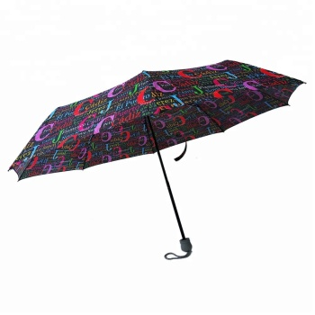 Factory Price Promotional Fold Umbrella Side Handle