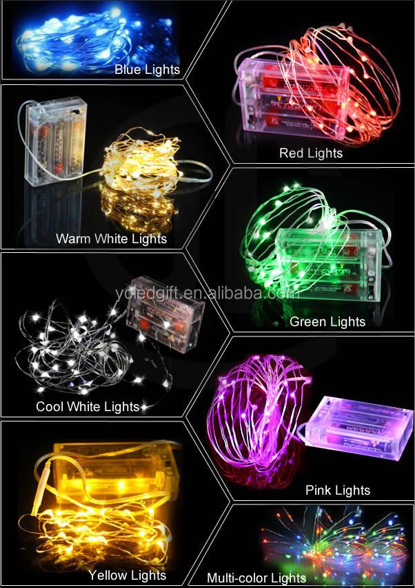 Uk Us Au Plug Powered For Christmas Lights Wholesale Item Fairy ...