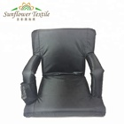 One-Stop Service Stadium Chair Outdoor Furniture Portable Folding Padded Stadium Seat Chair