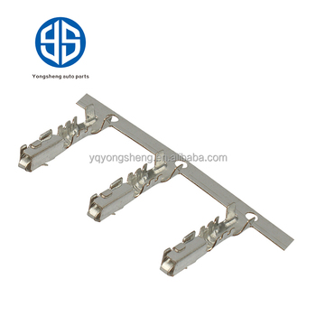 12048074 Wire Crimping Female Connection Quick Connect Wire Terminal - Buy  Wire Crimping Terminals,Quick Connect Wire Terminal,Female Connector