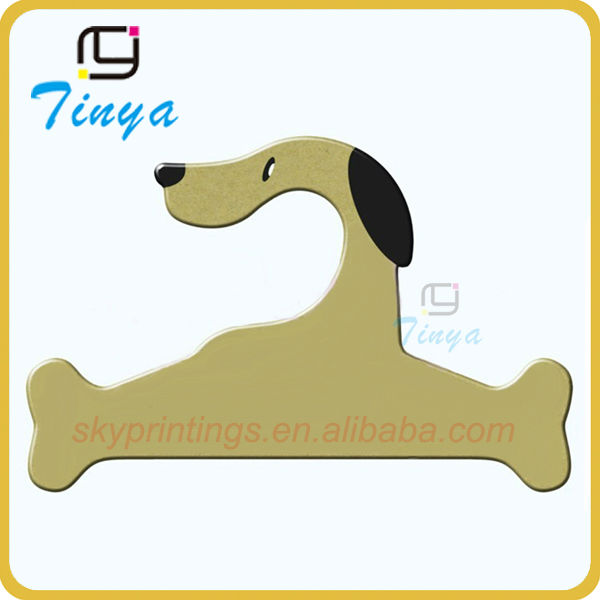 environment friendly custom dog clothes paper hanger manufacturer
