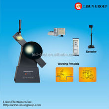 LSG-2000 LM-79 Goniophotometer with Moving Mirror can Reduce Stray Light When Test the Luminaries in the Dark Room