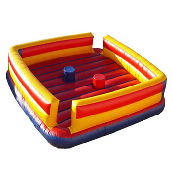 Hot sale inflatable boxing ring fighting joust arena sport games