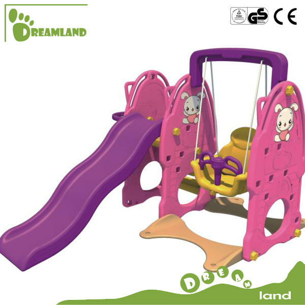 Dreamland Baby toy indoor children swing and slide