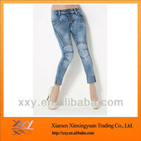 Fashion Cotton Ladies Short Pants Waisted 2012