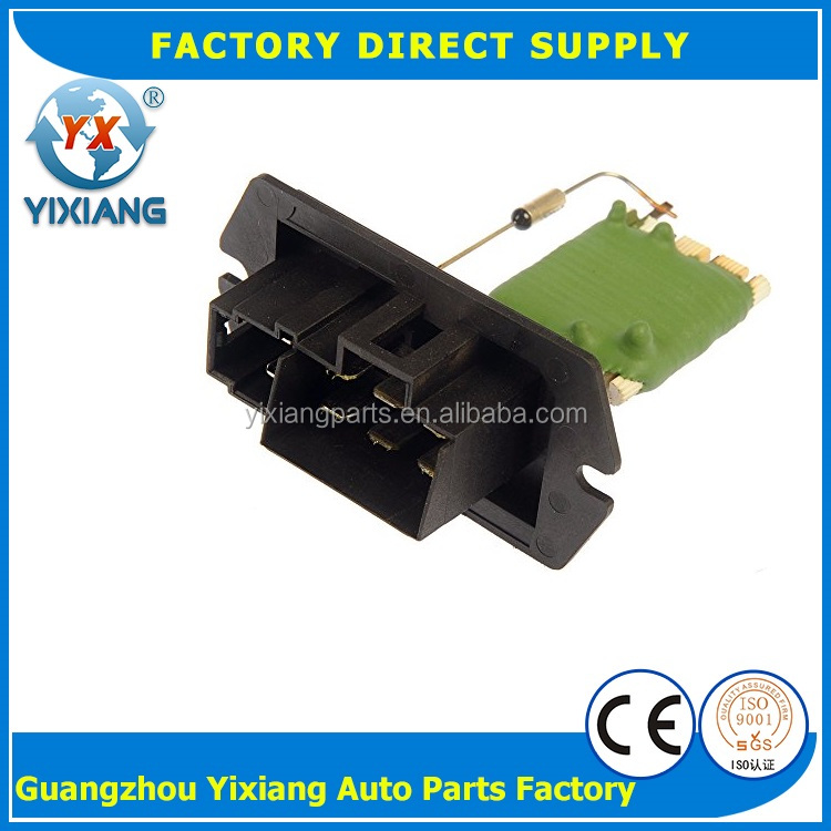Blower Motor Regulator fan Resistor for Dodge (Grand) Caravan /Chrysler Pacifica /Town & Country /Voyager 01-10 4885583AB RU362