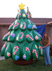 10 ft inflatable christmas decoration tree good price F8018