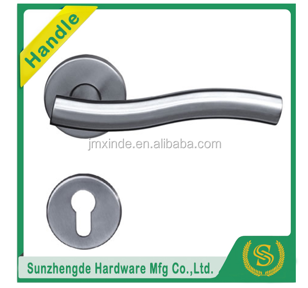 Szd sth 107 stainless steel interior german door handle for Door handle in german