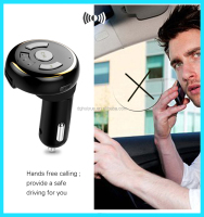 china factory steering wheel bluetooth handsfree car kit