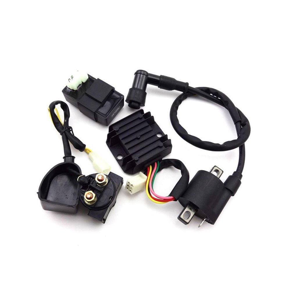 Cheap Taotao 250cc Atv Find Deals On Line At Roketa 150 Go Kart Cdi Wiring Diagram Get Quotations Tc Motor Racing Ignition Coil Ac Regulator Rectifier Relay For 150cc