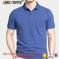 Cheap Bulk Polo T-Shirt Customized Logo Design Company Uniform