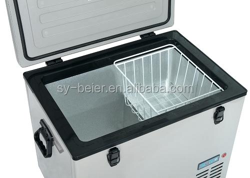 Mini Kühlschrank Kompressor 12v : L v v dc kompressor gefrierschrank mini kühlschrank