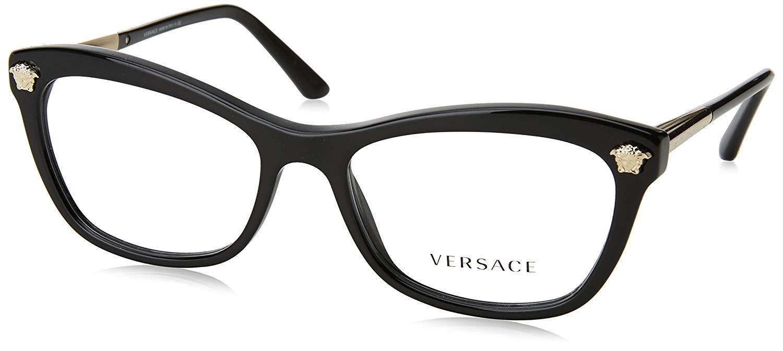 fdc7d815f5 Get Quotations · Versace Women s VE3224 Eyeglasses