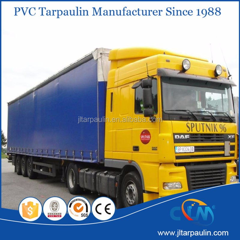 China most competitive different kinds of pvc polyester tarpaulin