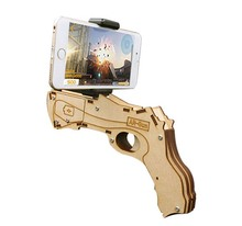 Ultime realtà aumentata mini ar pistola 3D shooting game controller player