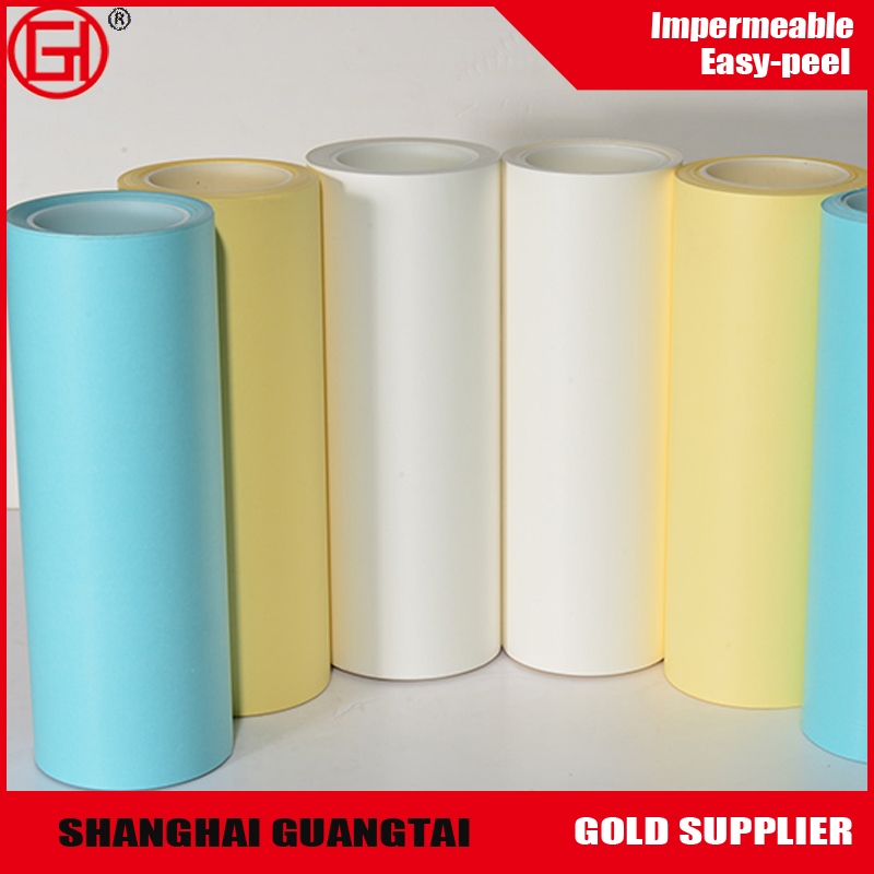 silicone coated paper for stickers, conveyor belt, labels