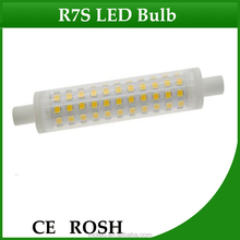 Amazon led bulb r7s corn light 360 beam angle replace double ended halogen bulb