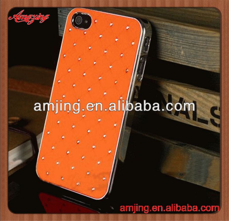Factory price paypal accept diamond sticker case for phones
