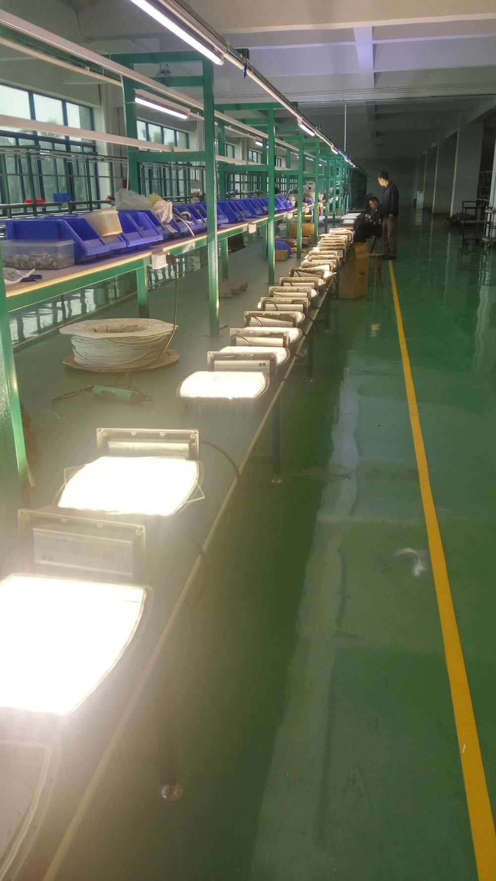 oil field mining led explosion proof light use in the explosive environment 185W