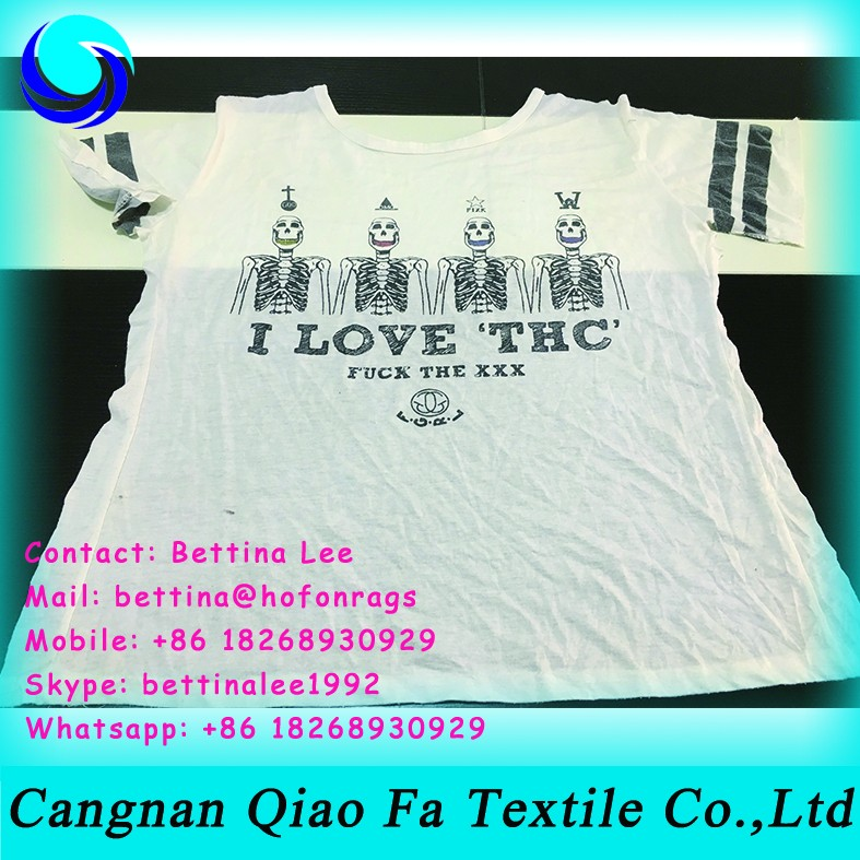 Strong Machine Cleaning Light Cloth Wiping Rags Hosiery Cutting ...